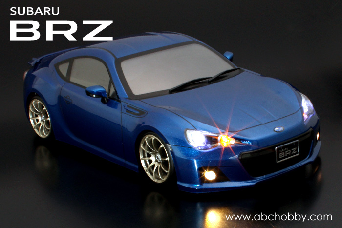 Subaru Brz Paint Job Mirror