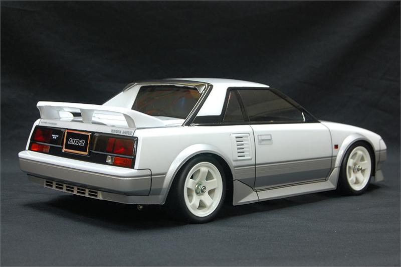 TOYOTA MR2 (AW11) / Body Set