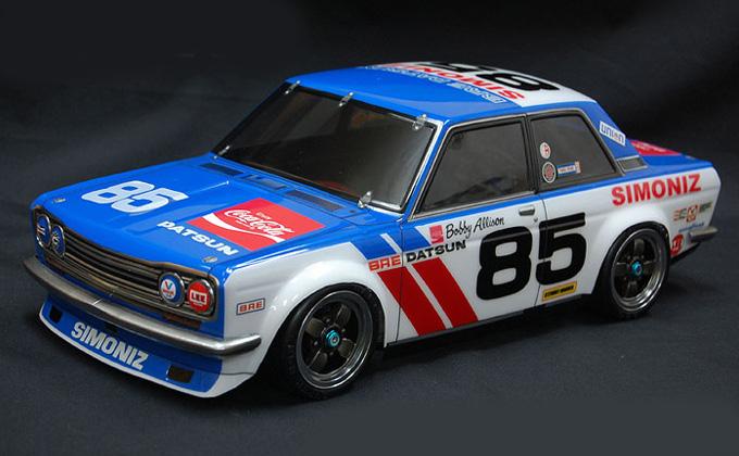 Bre Datsun 510 85 Body Set