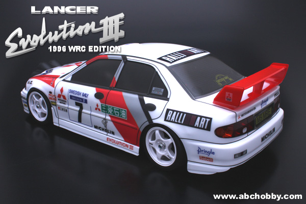 Mitsubishi Evo Rc Car For Sale